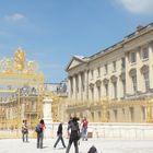 grilles du chateau de Versailles