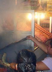 Grillstube in der Markthalle von OAXACA_II