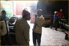 Grill:Tiger Place am Sonntag .. bei Kapstadt mit TEXT: KONTRASTE von MT