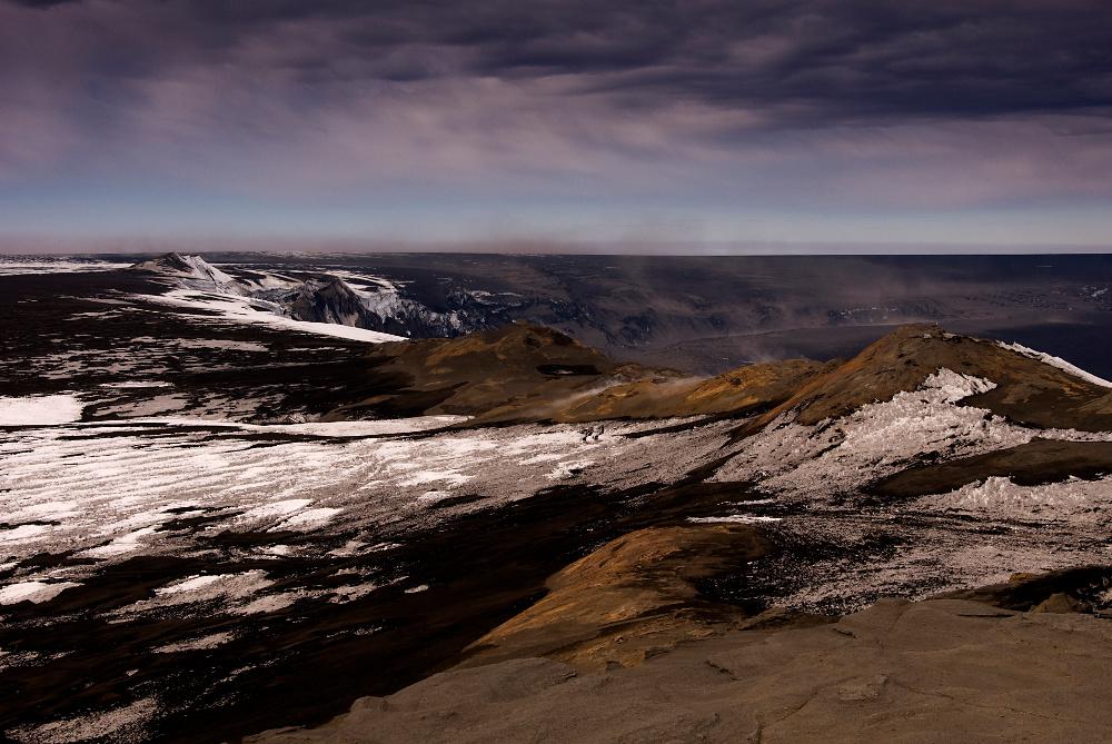 Grimsvötn Krater