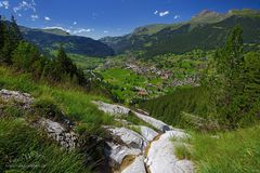 Grindelwald im Grünen