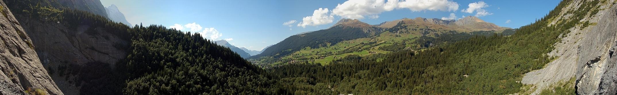 Grindelwald vom Oberen Gletscher