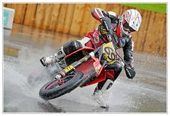 Grip im Regen - Supermoto 2010