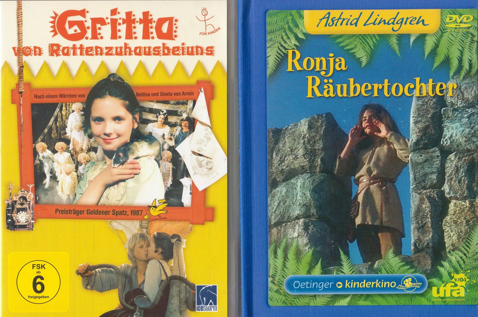 Gritta von Rattenzuhausbeiuns und Ronja ..