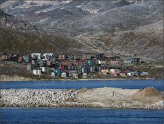 Grönländische Metropole