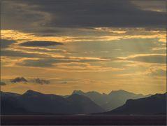 Grönländische Morgenstimmung
