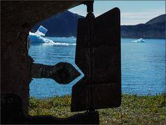 Grönländischer Durchblick