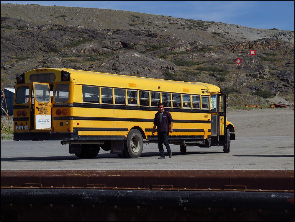 Grönländischer Komfort-Bus