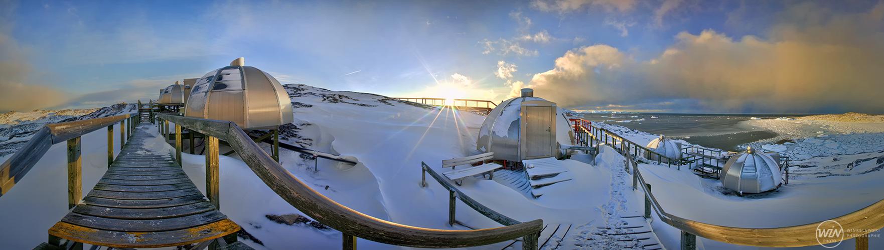 Grönland Panorama