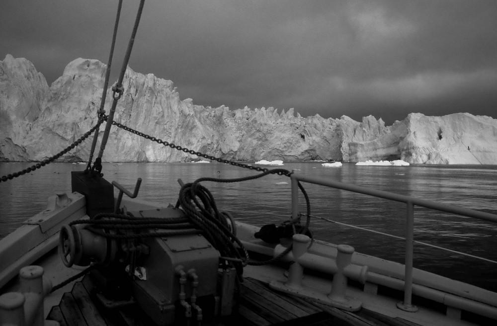 Grönland - Ruhe vor dem Sturm