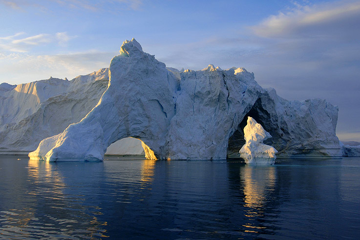 Grönland - Torbögen