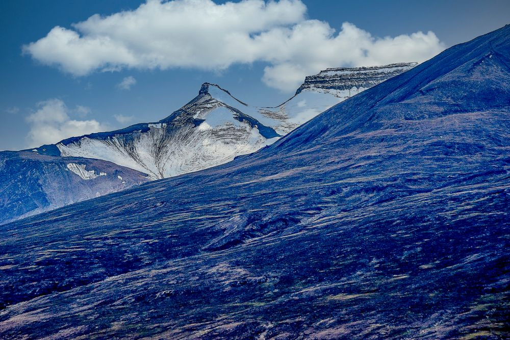 Grönland_Berge und Gletscher