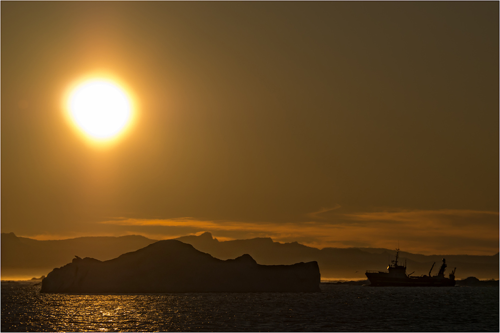 Grönlandfischerei...