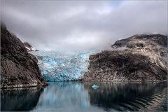 ...Grönlandgletscher...