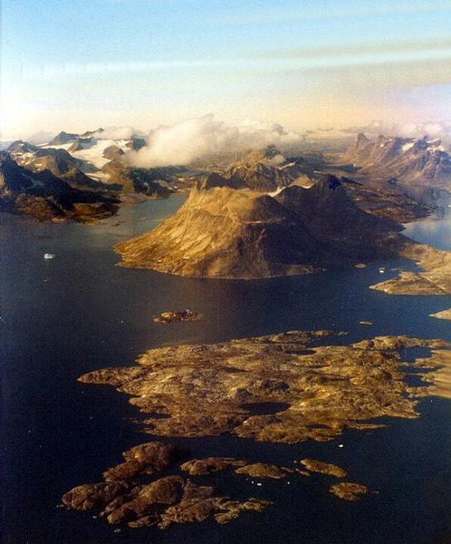 Grönlandische Landschaft