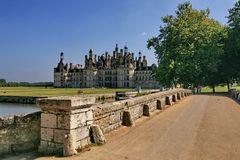 Größtes Loire-Schloss: CHAMBORD