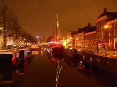Groningen bei Nacht