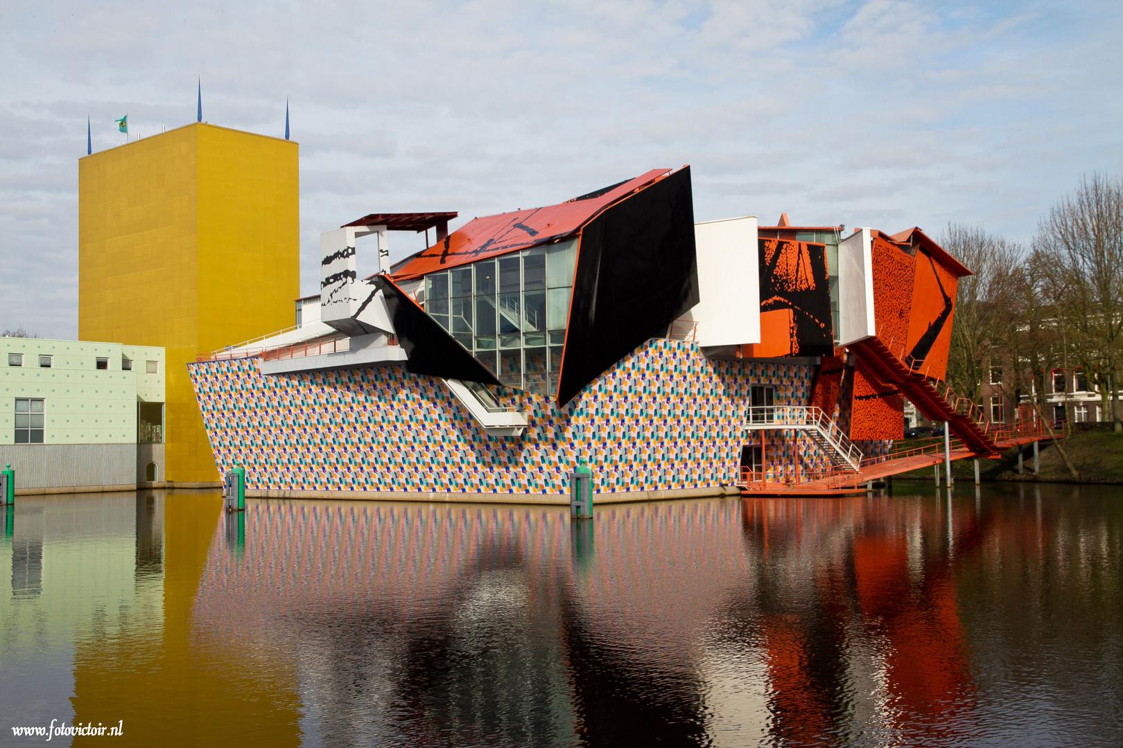 Groninger Museum 3 www.fotovictoir.nl