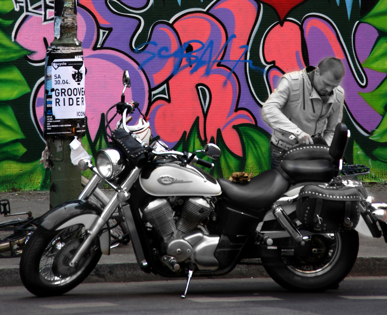 Groove Rider
