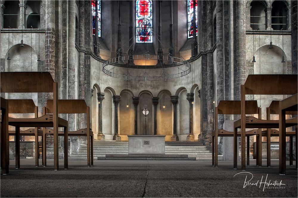 Groß St. Martin zu Köln am Rhein ...