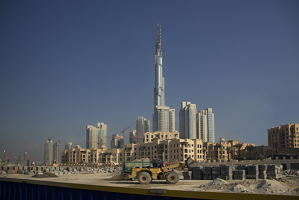Großbaustelle Dubai