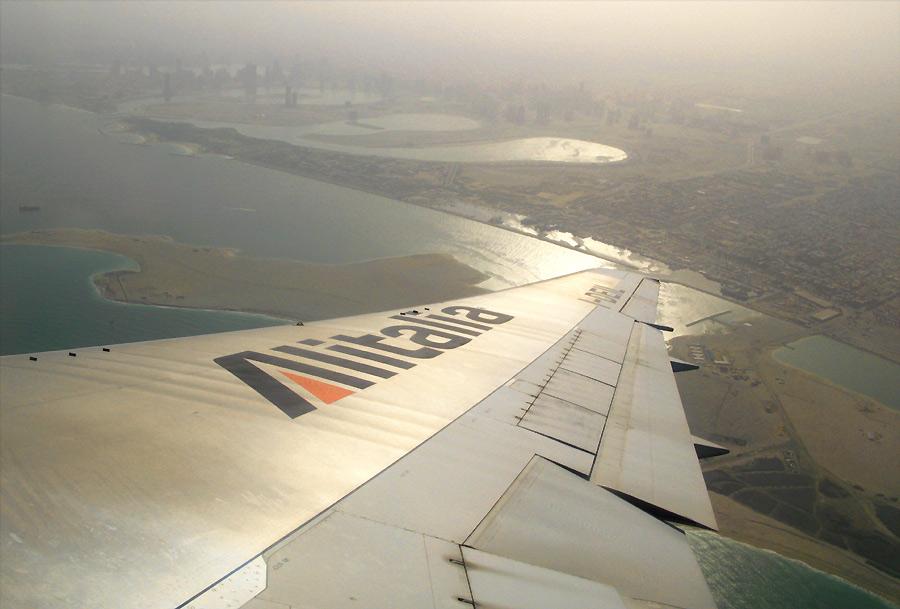 Großbaustelle Dubai...