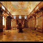 Große Bibliothek - Kloster Melk
