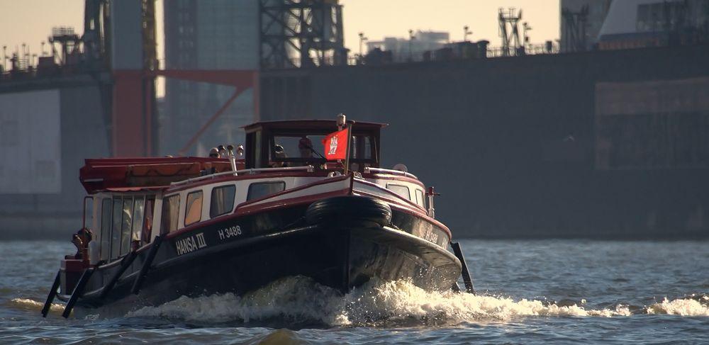 Grosse Hafenrundfahrt am 2.11.