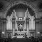 Große Kirchenorgel