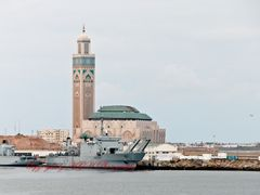 Große Moschee - Casablanca