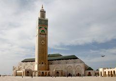 Grosse Moschee Hassan II