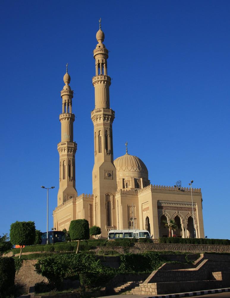 Grosse Moschee in Asuan
