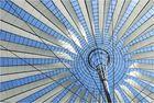 Große Regenschirm in Berlin
