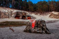 Große Sandhöhlen 2