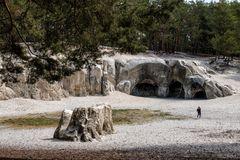 Große Sandhöhlen