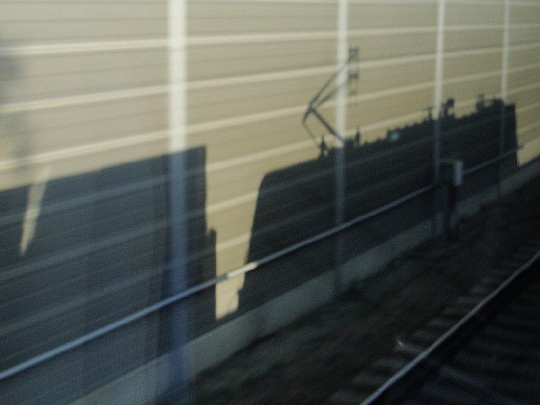 Große Schatten