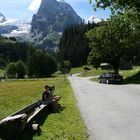 Große Scheidegg