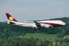 Grosse Schwester VQ-BSK Boeing 747-8
