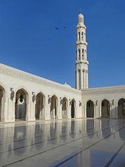 Grosse Sultan Moschee