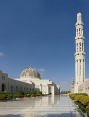Grosse Sultan Qabus Moschee