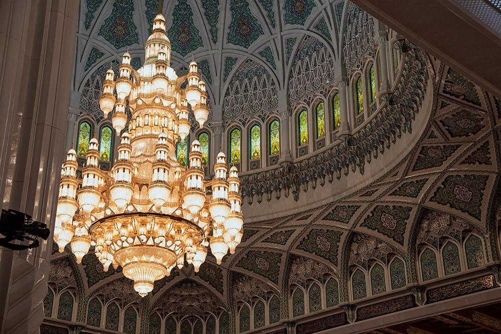 Große Sultan-Qabus-Moschee 1