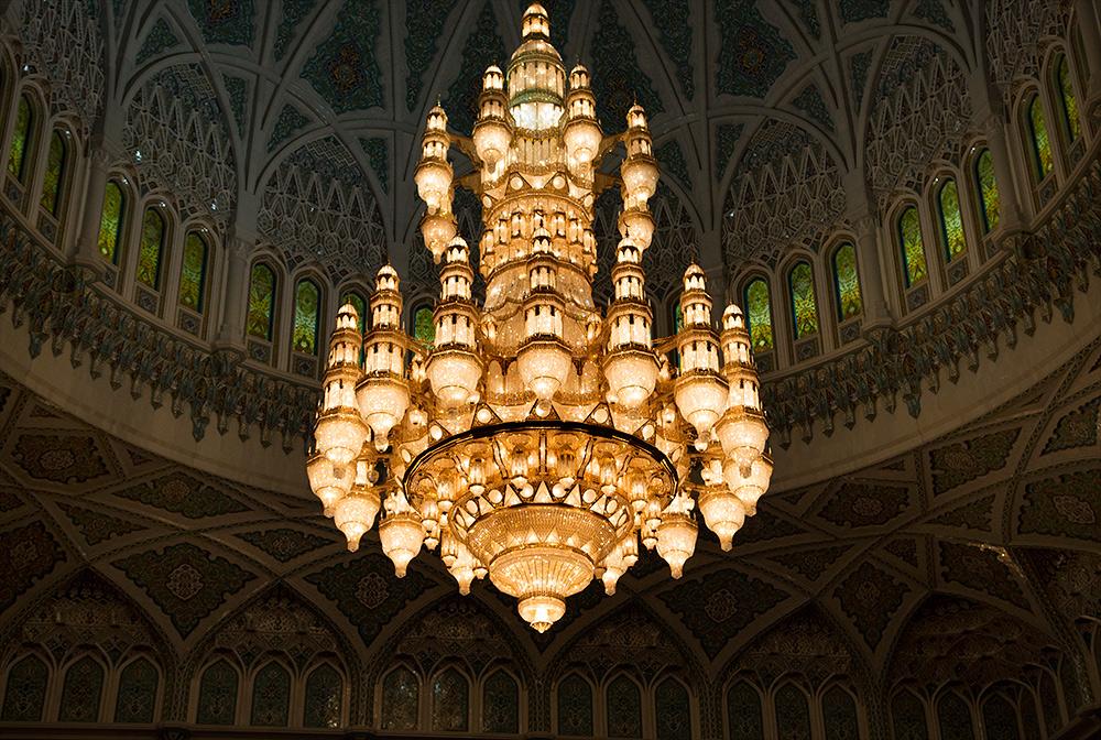 Große Sultan-Qabus-Moschee 6