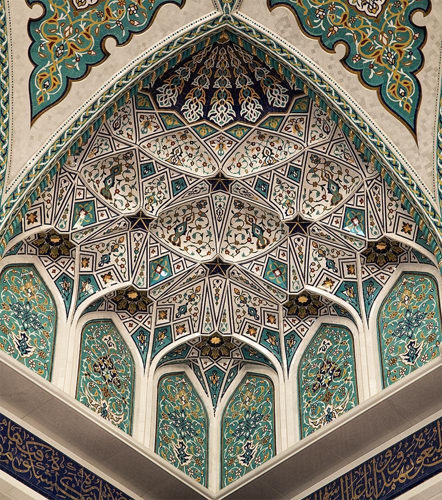 Große Sultan-Qabus-Moschee 7