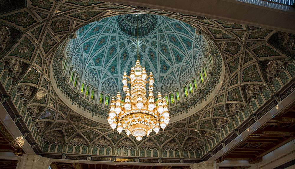 Große Sultan-Qabus-Moschee 8