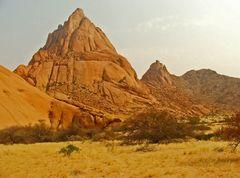 Große und Kleine Spitzkoppe (For Namibia-Fans only)