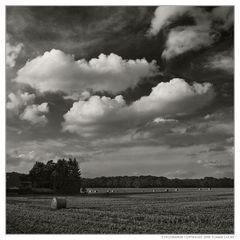 Große Wolken, kleine Rollen