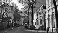 Großeinkauf am Freitag 13 (Simonsstraße)