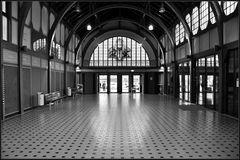Großer Bahnhof...