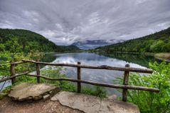 Grosser Montiggler See