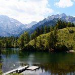 Großer Ödsee ( Nähe Grünau im Almtal ) - Oberösterreich